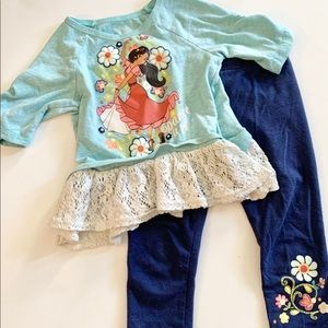 🎈Elena of Avalor outfit